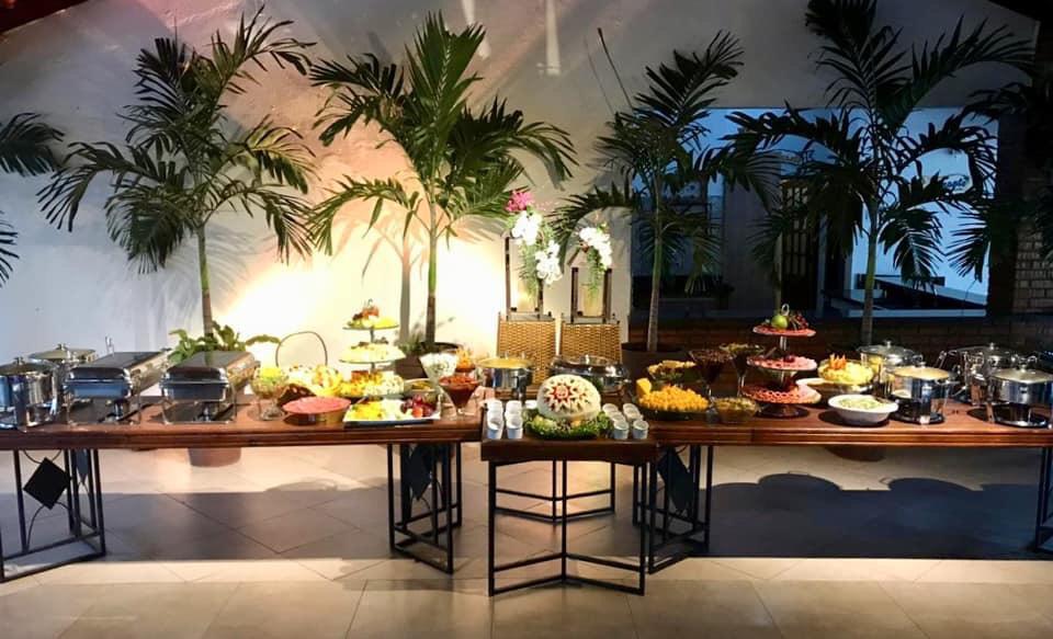 Buffet em chácara Uberlândia